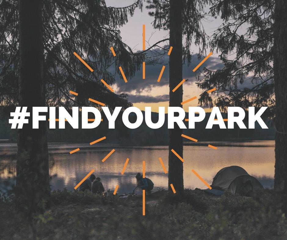 #FINDYOURPARK - NPS Centennial
