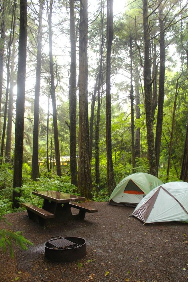 Kalaloch_Campground