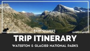 Glacier National Park Vacation