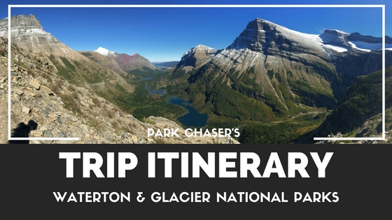 Glacier National Park Vacation