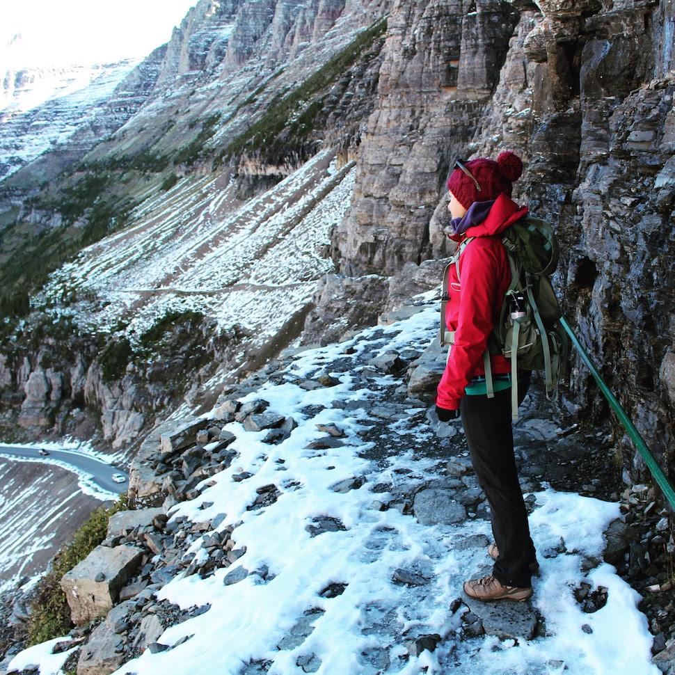Glacier National Park: The Highline Trail