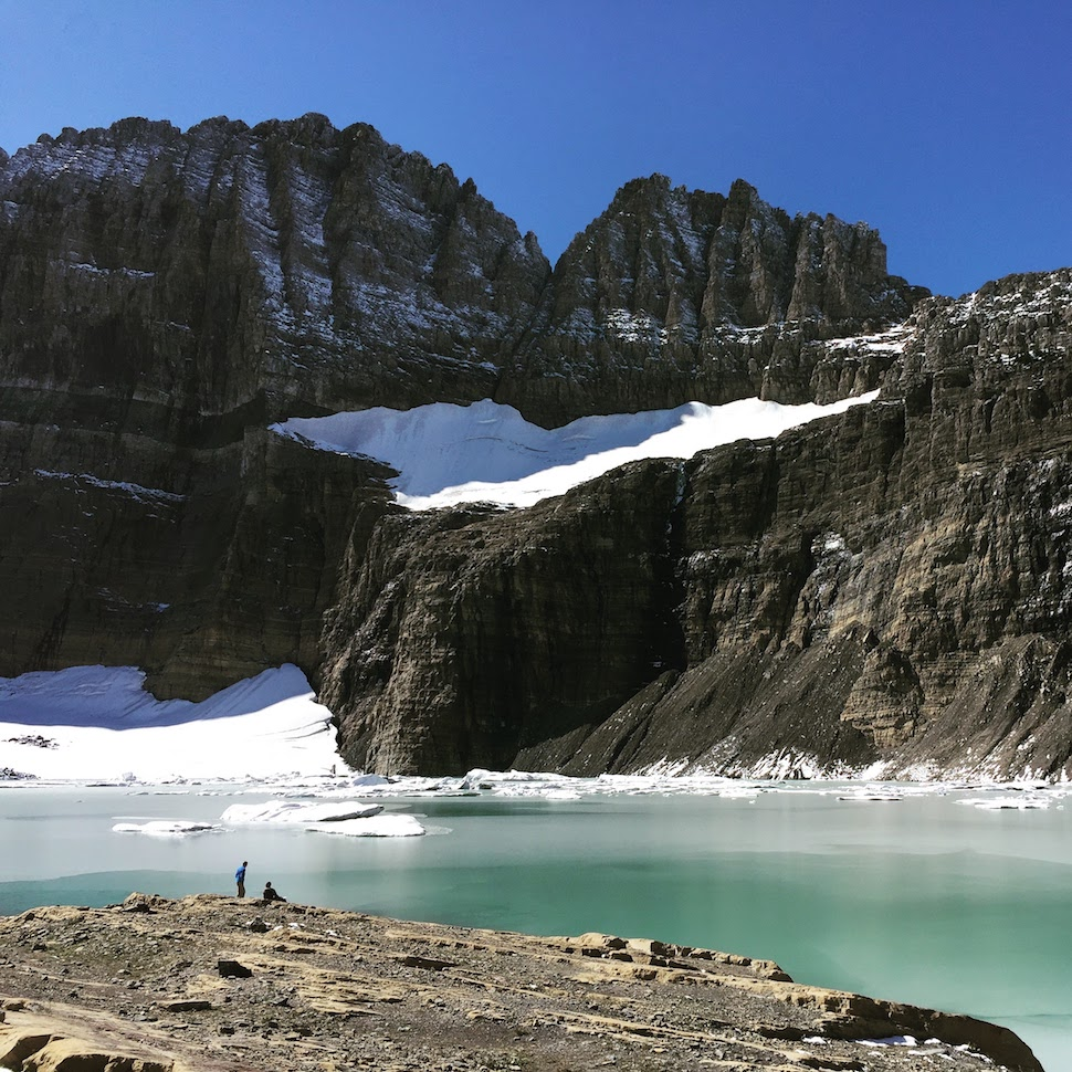 Hiking Glacier National Park The Grinnell Glacier Trail Park Chasers
