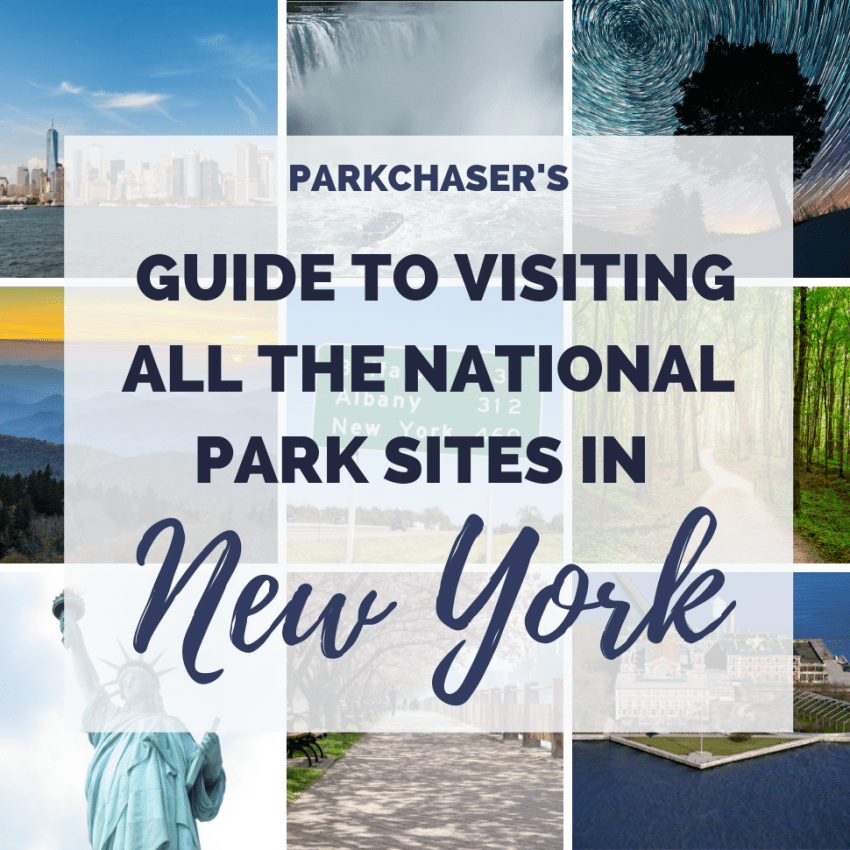 National Parks In New York