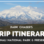 Alaska Vacation Recap:  Denali National Park and Preserve