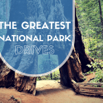 Great National Park Drives:  General's Highway in Sequoia National Park