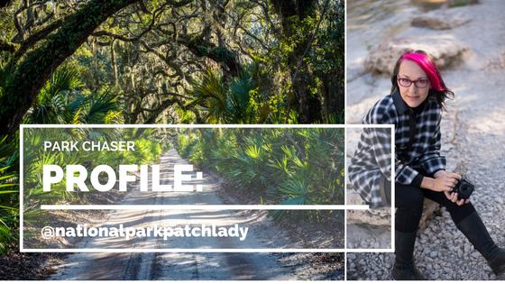 National Park Patch Lady Bio Image