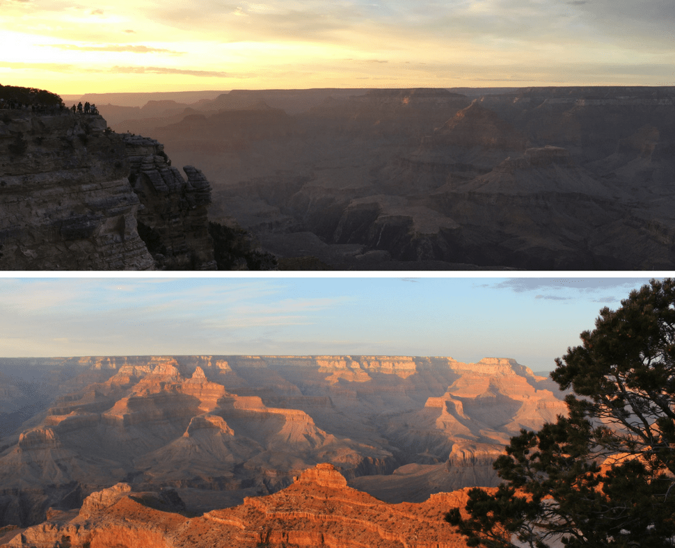 Grand Canyon Sunsets