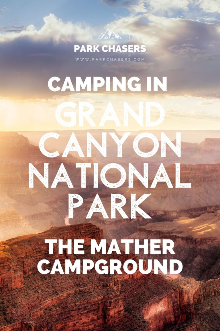 Camping in Grand Canyon National Park
