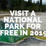 Visit a National Park for Free in 2019