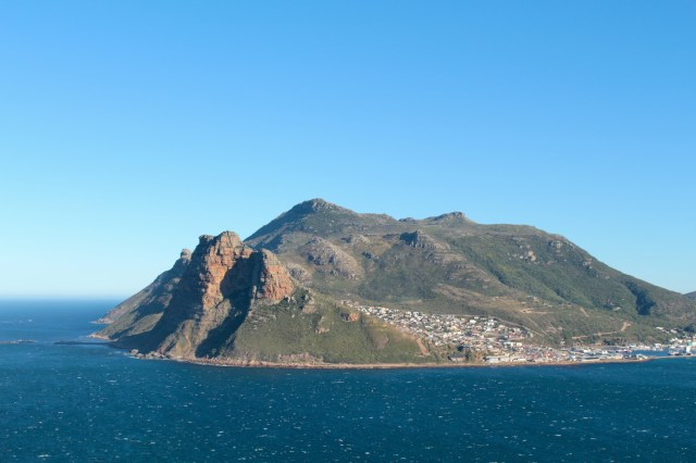 View from Chapman's Peak Drive