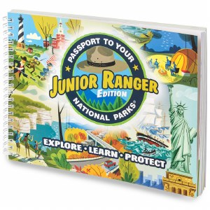 29999 junior ranger passport