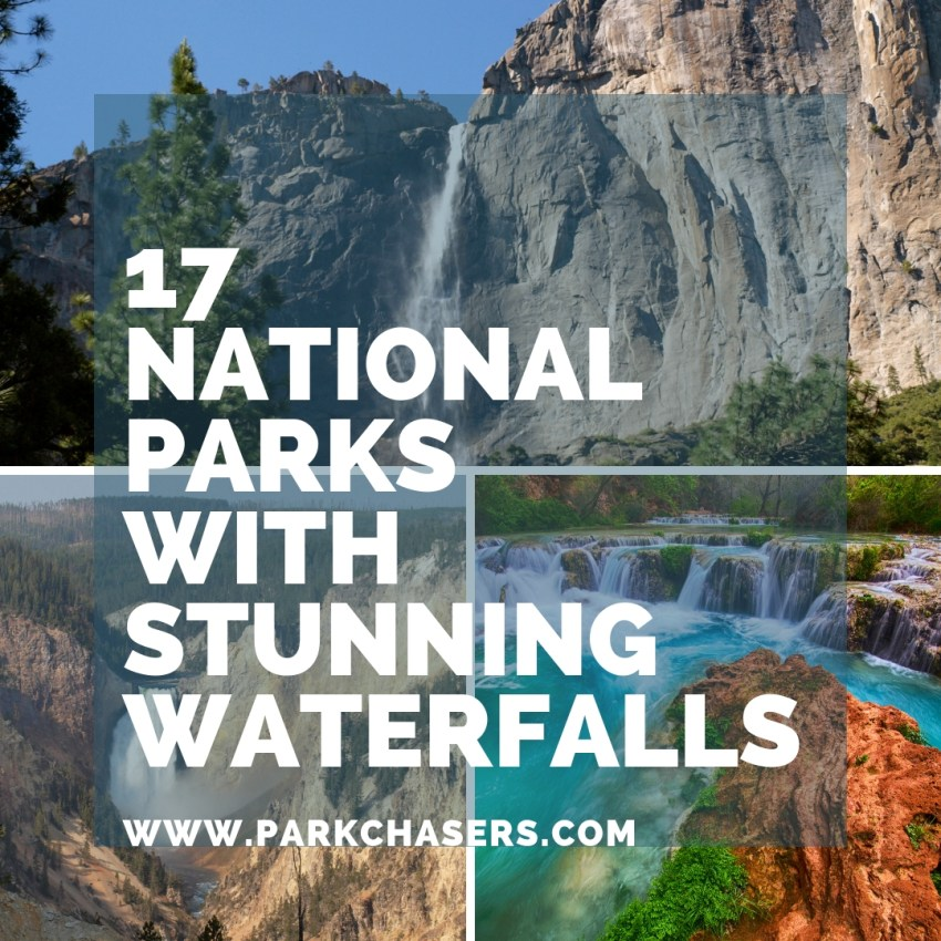 17 National Parks with Stunning Waterfalls