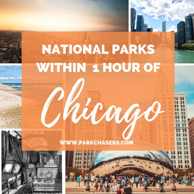 National Parks 1 hour of Chicago