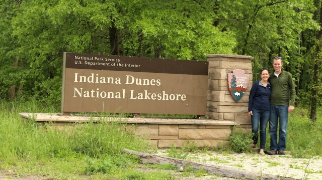 Park Chasers at Indiana Dunes National Park