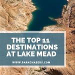 Spotlight: The Top 11 Destinations in Lake Mead NRA