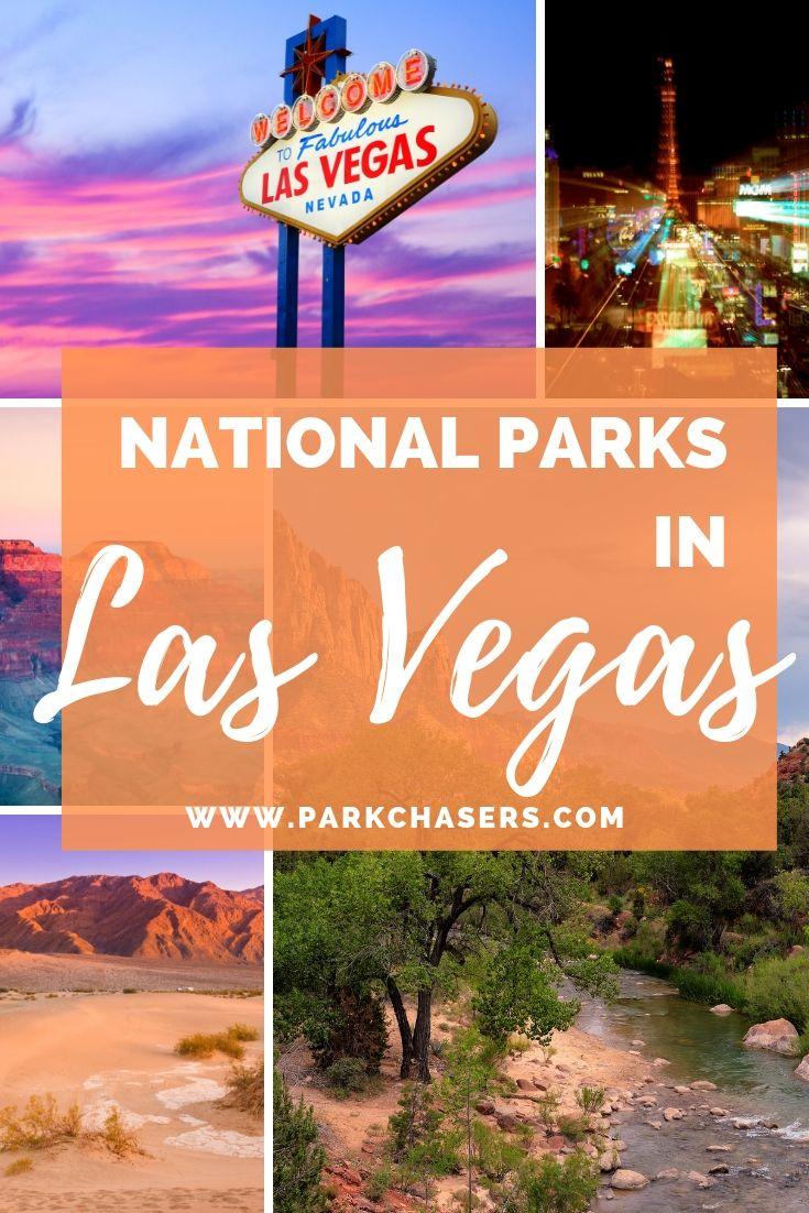 National Parks Near Las Vegas