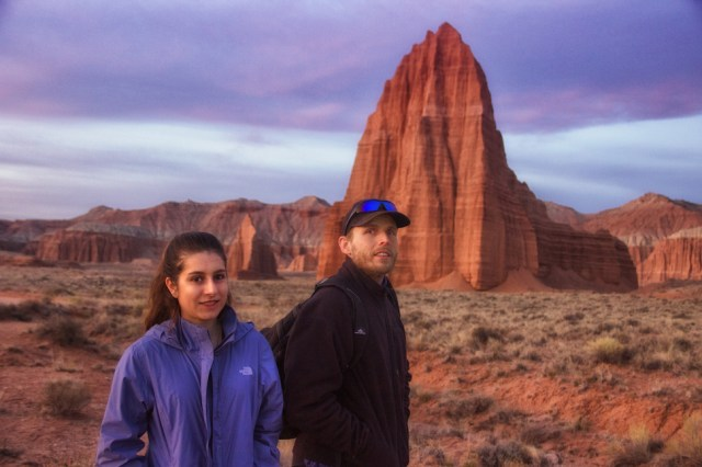 National Parks with T - Capitol Reef