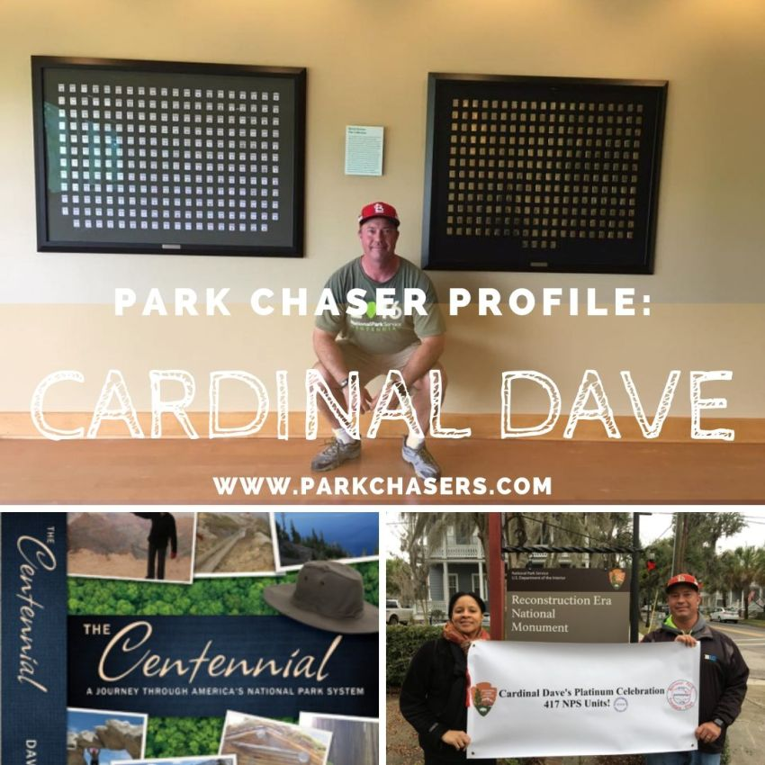 Park Chaser Profile Cardinal Dave