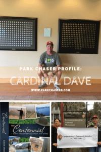 Cardinal David Kroese - Park Chasers