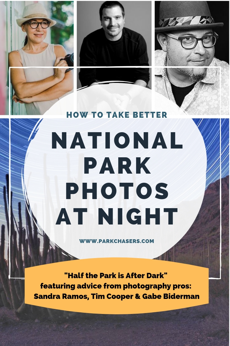 How to Take Better National Park Photography at Night