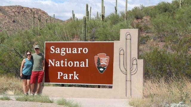 ParkChasers at Saguaro