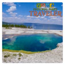 National Parks Traveler Podcast Logo