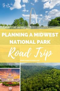 Planning a Midwest national park road trip