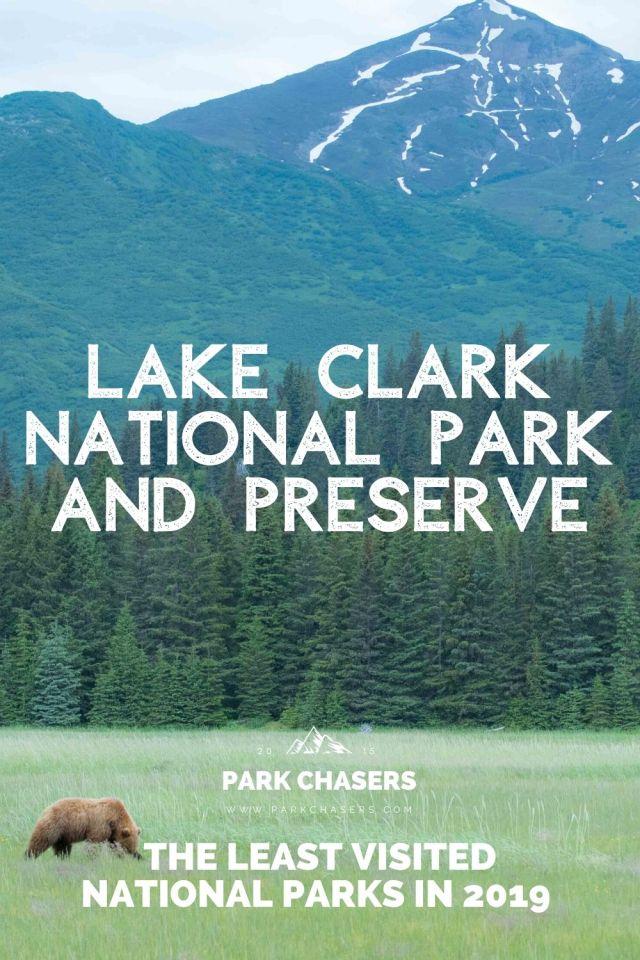 Lake Clark National Park and Preserve in Alaska