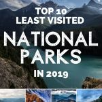 The Least Visited National Parks in 2019