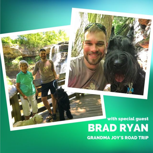 Brad Ryan & Grandma Joy's Road Trip2
