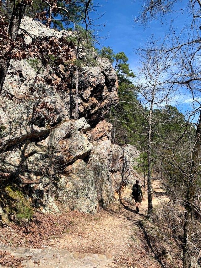 Goat Rock - Hot Springs National Park