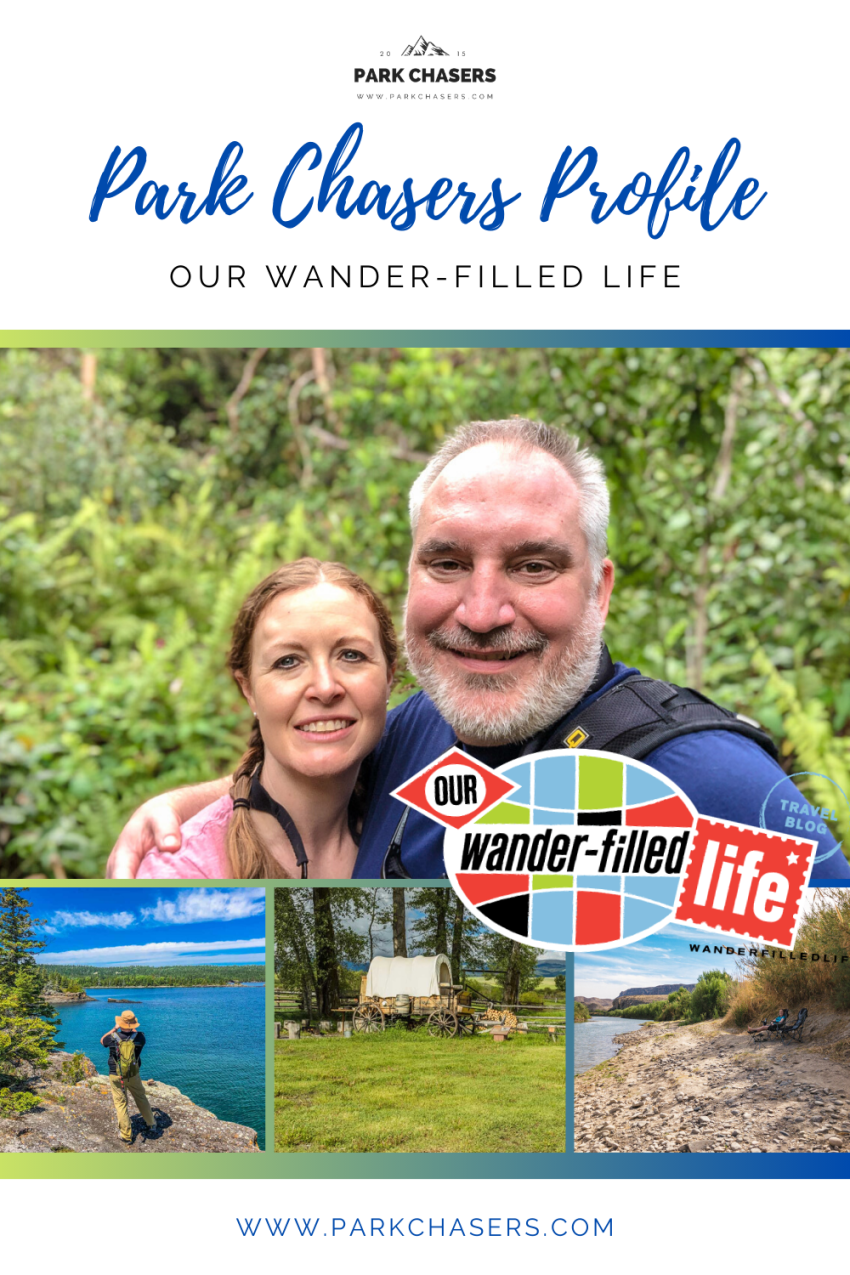 Our Wander-Filled Life Profile