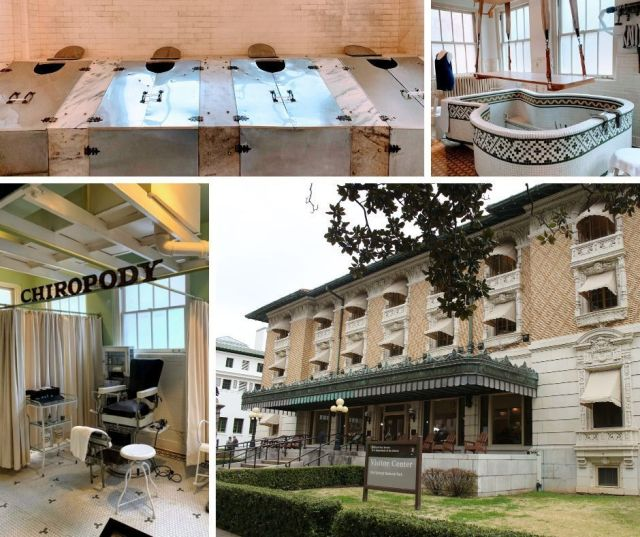 Fordyce Bathhouse - Things to See in Hot Springs National Park