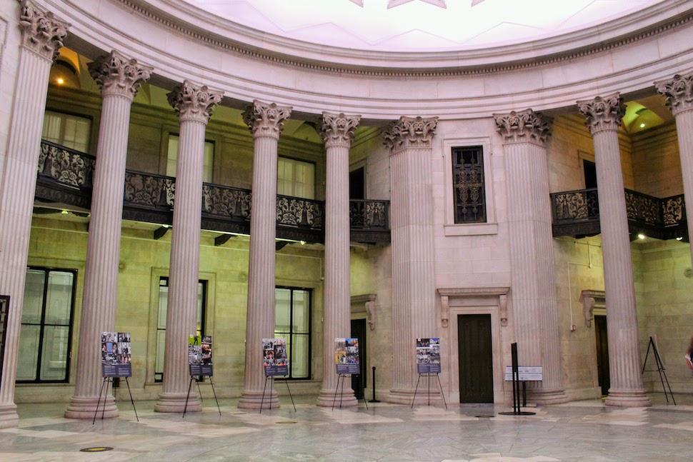 Federal Hall Rotunda
