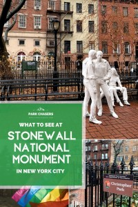 What to see at Stonewall National Monument