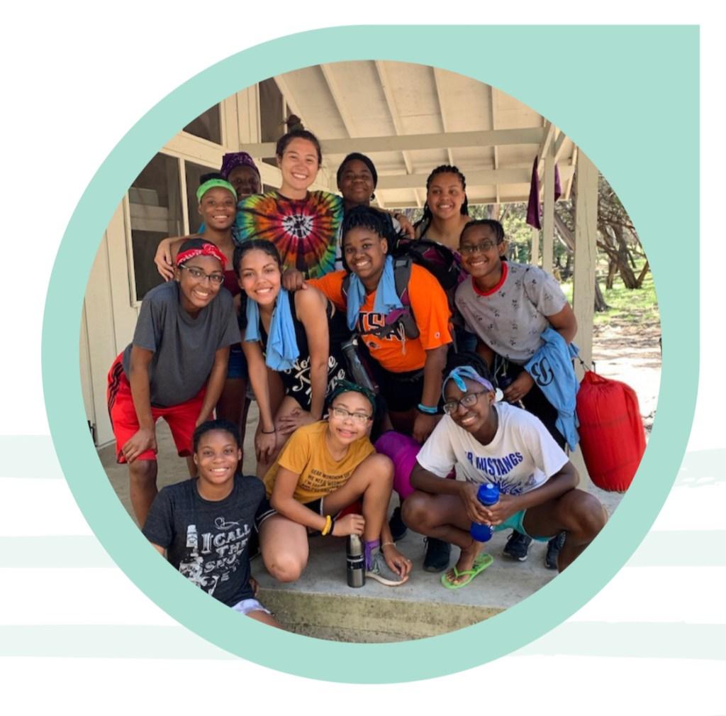 Camp Founder Girls Circle 2