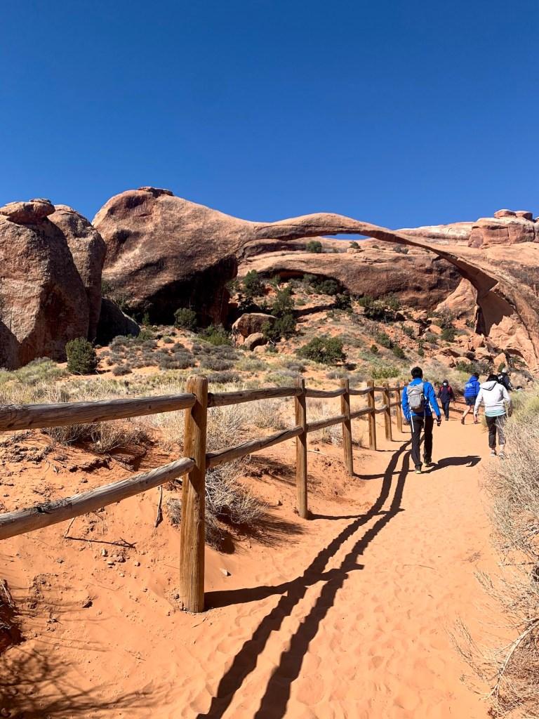Devils Garden Hiking Trail