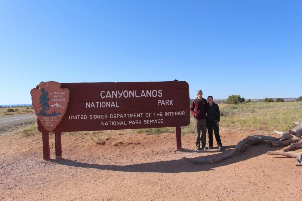 Park Chasers at Canyonlands