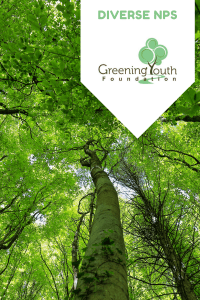 Diverse NPS Greening Youth Foundation