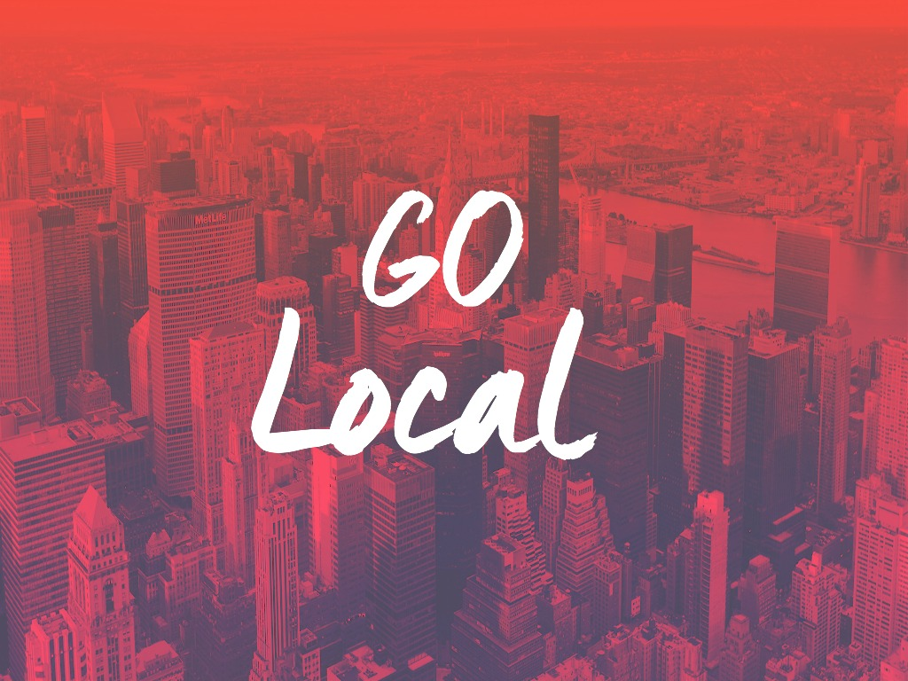 go local - web