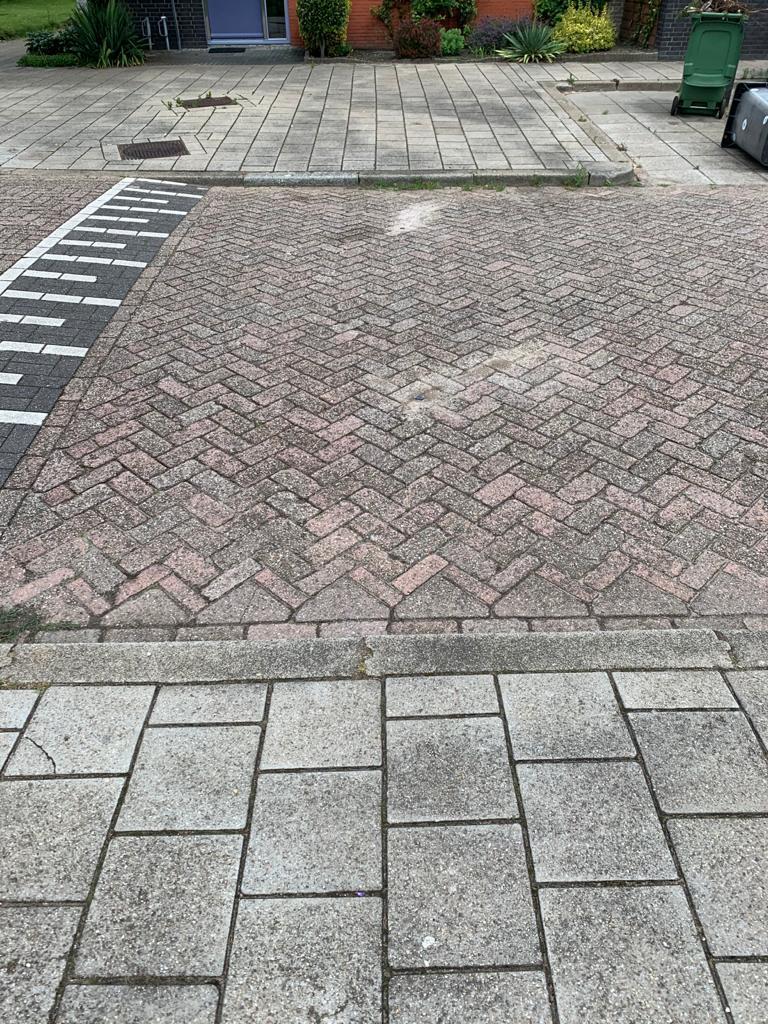 Sensoren in de weg in Delft