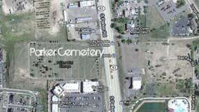 Parker Colorado cemetery location