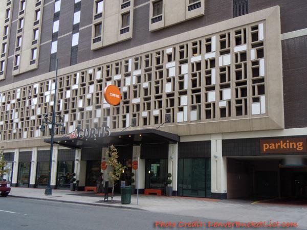 curtis hotel denver colorado