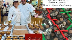 killwins chocolate shop on mainstreet in Parker