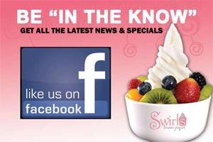 Swirls frozen yogurt Mainstreet Parker Co