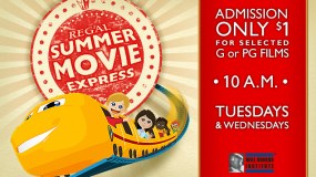 regal and united artists offering movies for a buck summer 2012
