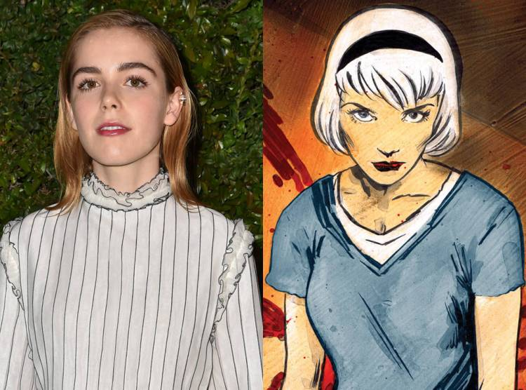 Kiernan Shipka, THE CHILLING ADVENTURES OF SABRINA