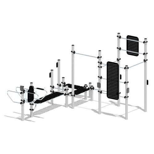 outdoor exercise equipment