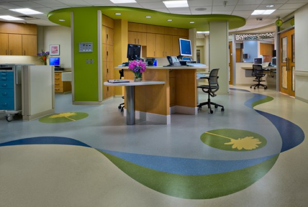 The Impact of Colour in Healthcare Design - Parkin ...