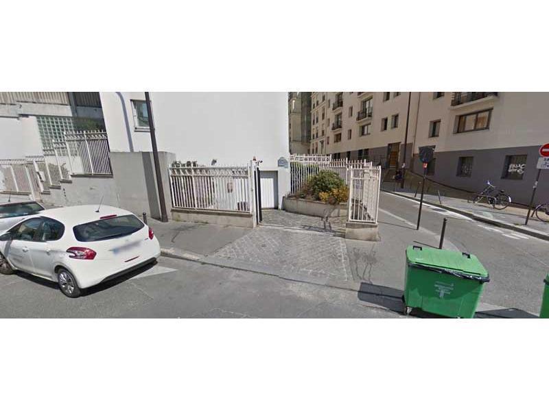 location parking 75020
